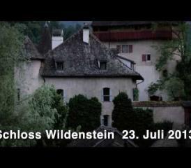 Zu Gast auf Schloss Wildenstein